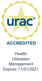 URAC CareContinuum Accreditation Seal